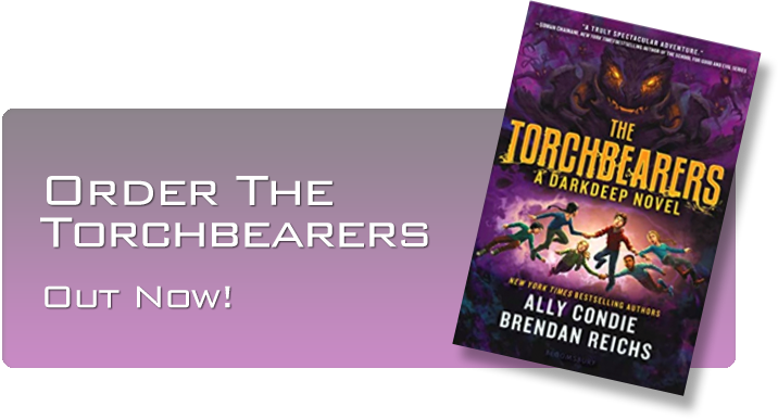 Torchbearers Out Now