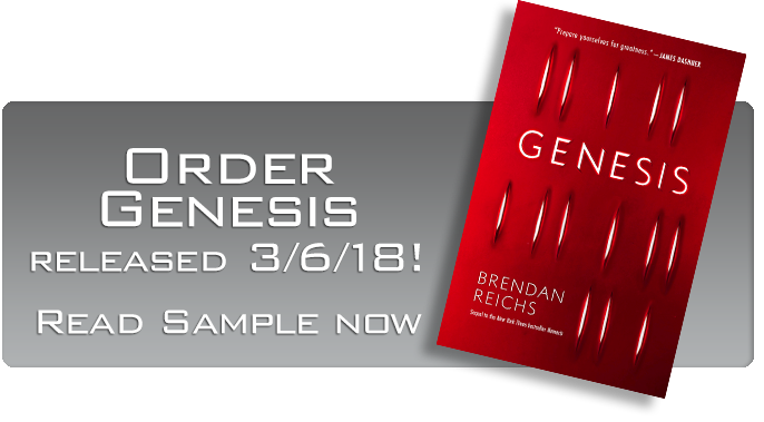 Genesis: Read Sample Now!