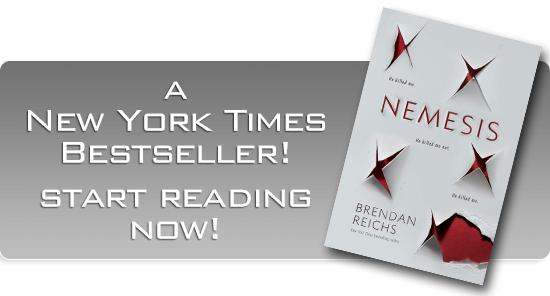 Nemesis: A New York Times bestseller! Start reading now!