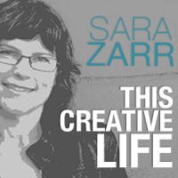 Check me out on This Creative Life with Sara Zarr