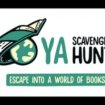 YA SCAVENGER HUNT SPRING 2016 – TEAM BLUE!