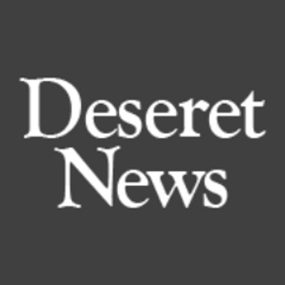 Image result for deseret news logo