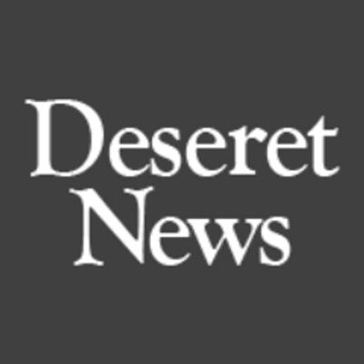 Image result for deseret news logo
