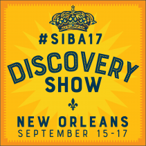 Southern Independent Books Sellers Alliance Trade Show- New Orleans, Louisiana