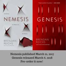 Sneak Peek of #GENESIS!