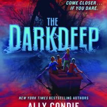 PRE-ORDER THE DARKDEEP FOR A FREE BOOKMARK AND CHANCES TO WIN!