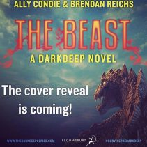 You dont have to wait any longer. The cover for The Beast is here.