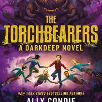 The Torchbearers cover reveal is finally here!